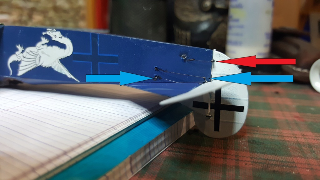 FOKKER D II Special Hobby 1/32 - Page 2 0113