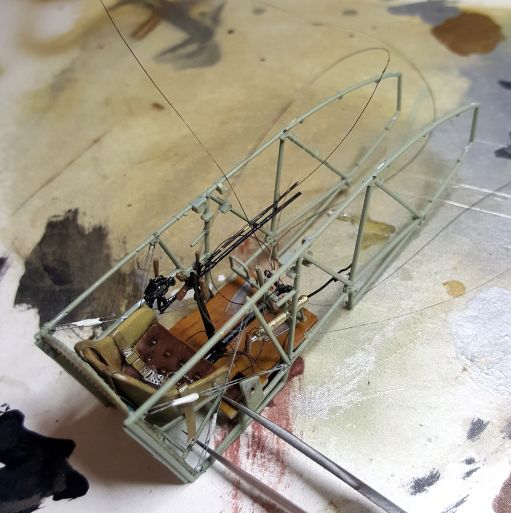 FOKKER D II Special Hobby 1/32 - Page 2 20180156