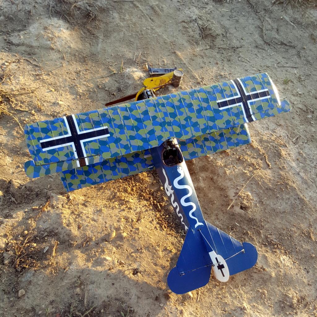 Fokker D. VII - Wingnut 1/32 [TERMINE] - Page 5 20181231