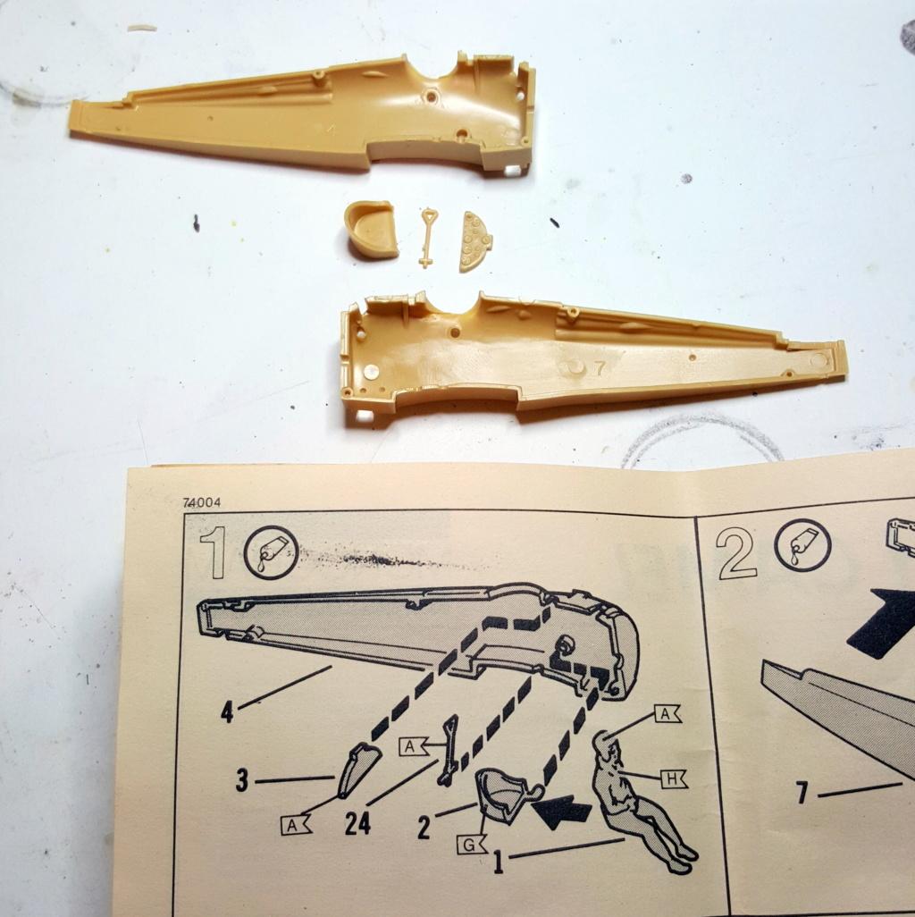 [TERMINE] Sopwith Camel - Remise à niveau kit Aurora/Monogram (1975) - 1/48 20181240