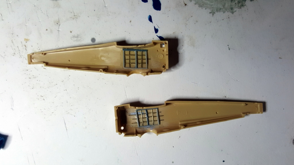 [TERMINE] Sopwith Camel - Remise à niveau kit Aurora/Monogram (1975) - 1/48 20181242