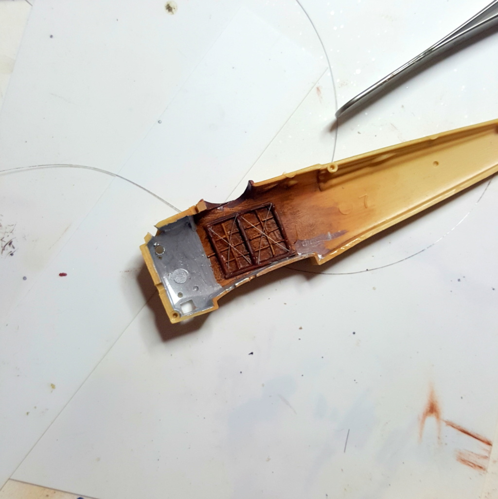 [TERMINE] Sopwith Camel - Remise à niveau kit Aurora/Monogram (1975) - 1/48 20181246