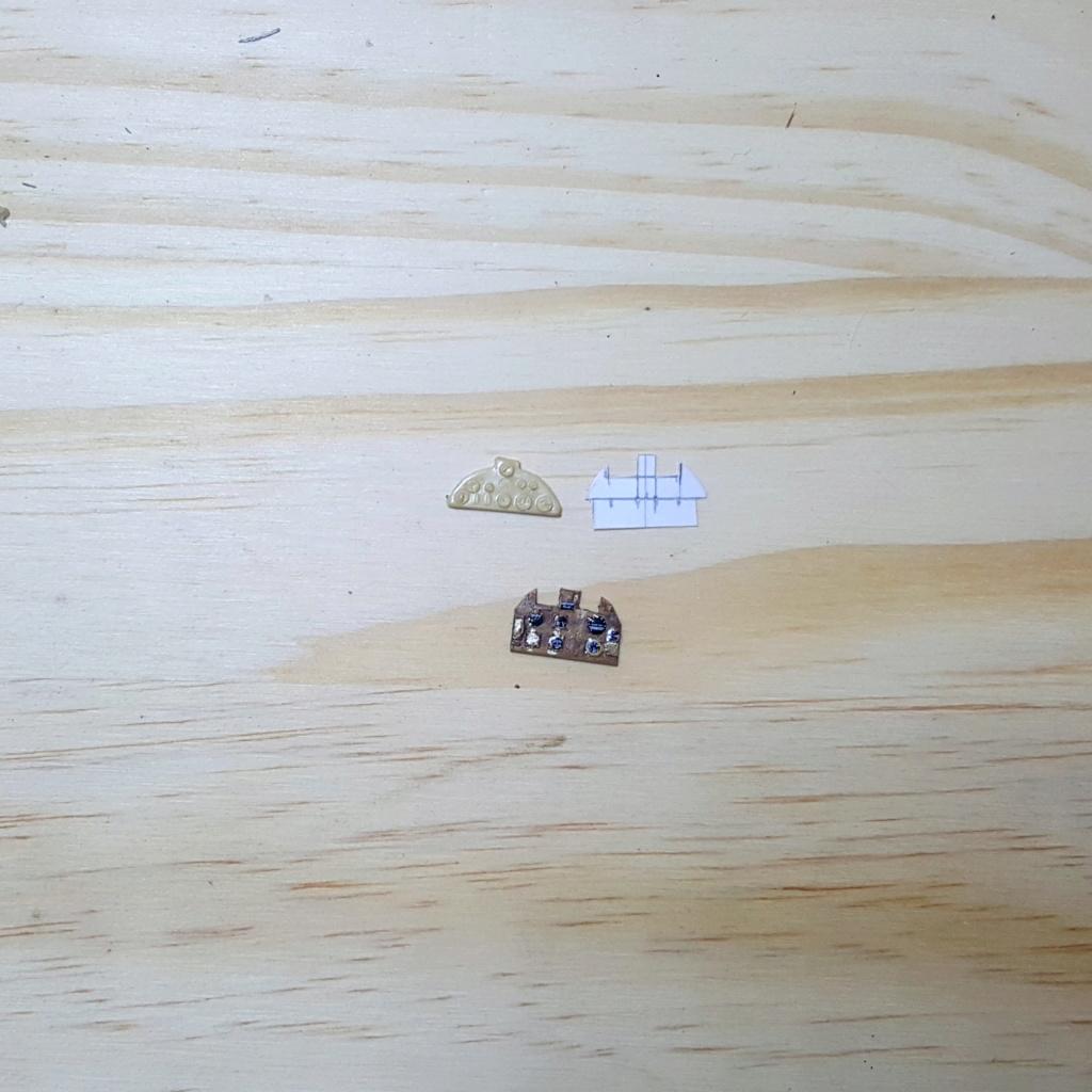 [TERMINE] Sopwith Camel - Remise à niveau kit Aurora/Monogram (1975) - 1/48 20181262