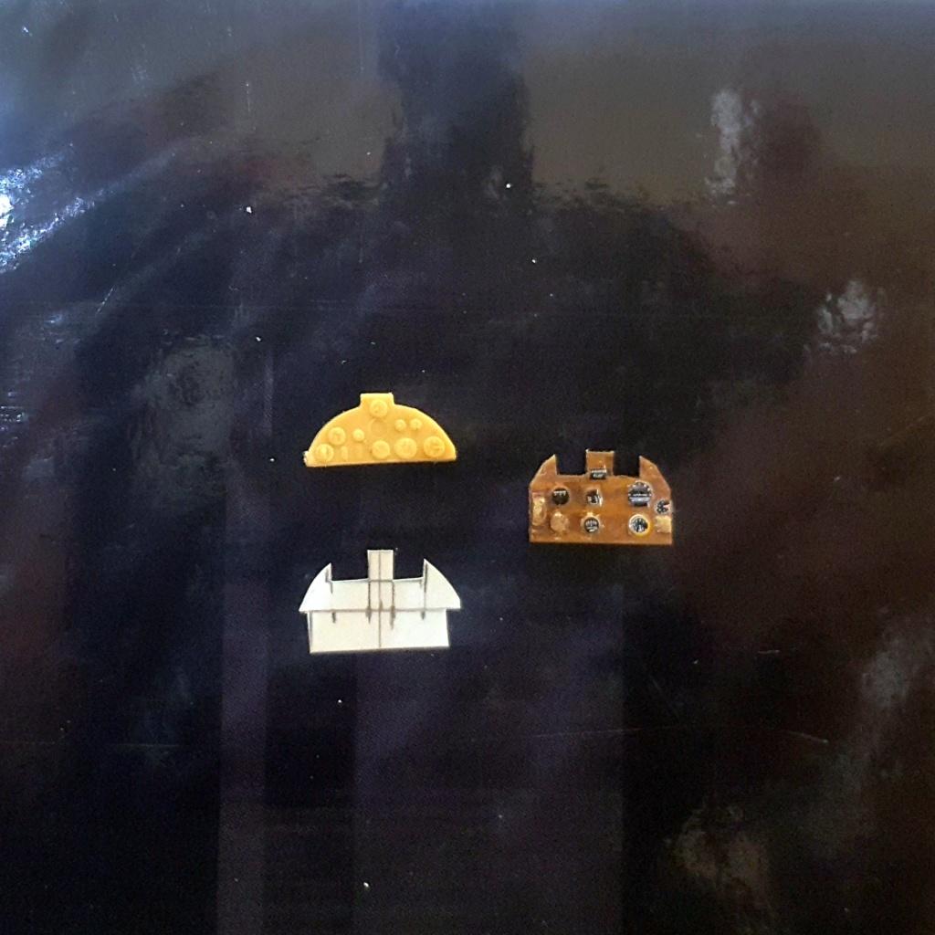 Sopwith Camel - Remise à niveau kit Aurora/Monogram (1975) - 1/48 20181278