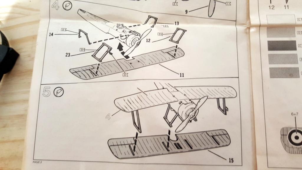 Sopwith Camel - Remise à niveau kit Aurora/Monogram (1975) - 1/48 - Page 4 20181343