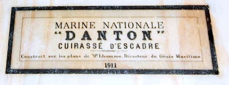 "Cuirassé ""Danton (1906) Hobby Boss 1/350 erik91410 - Page 5 20200103"