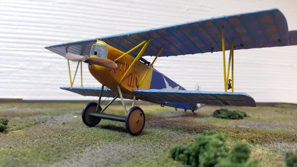 Fokker D. VII OAW - Eduard 1/48 (montage terminé) - Page 3 A0310