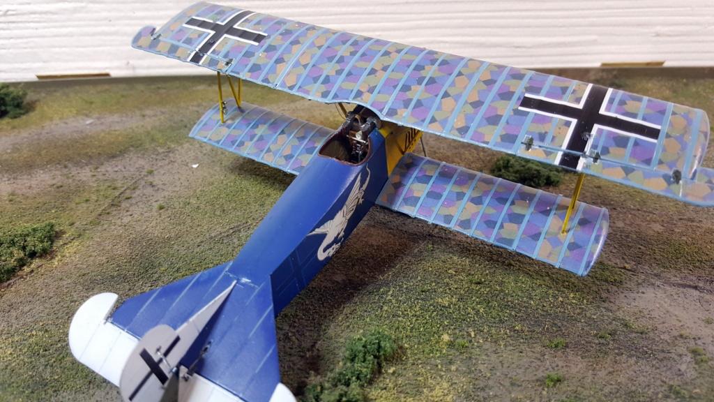 Fokker D. VII OAW - Eduard 1/48 (montage terminé) - Page 3 A0410