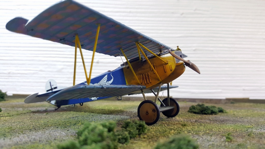 Fokker D. VII OAW - Eduard 1/48 (montage terminé) - Page 3 A0510