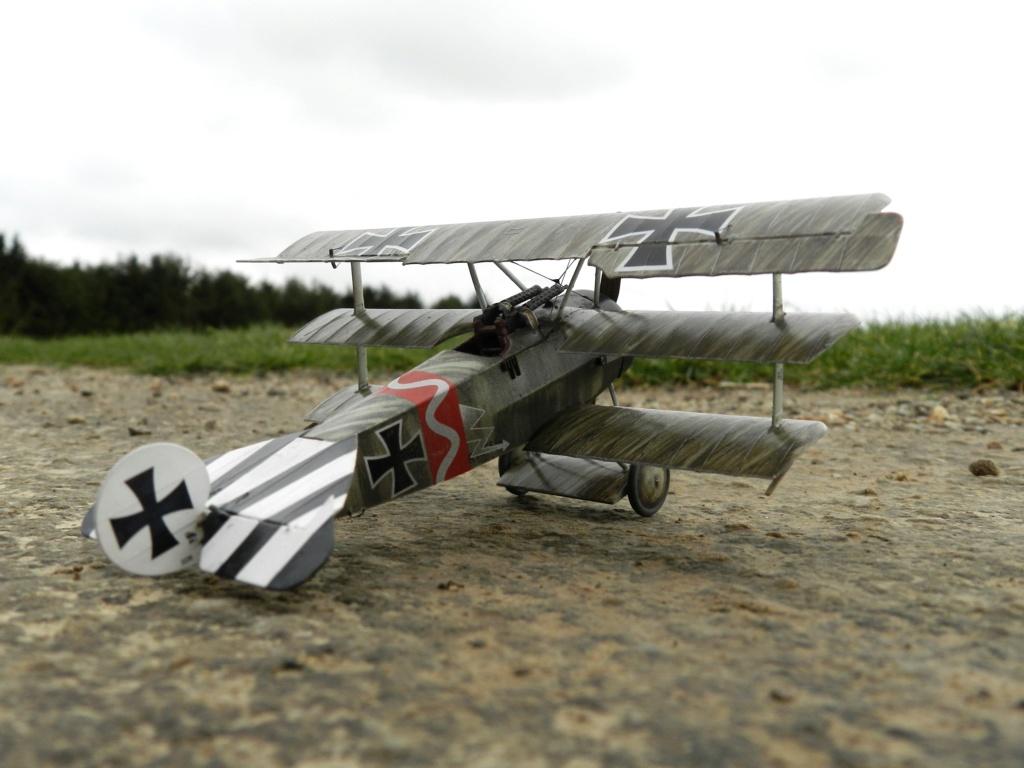 Fokker Dr.1 1/48 Revell (Eduard) B00610