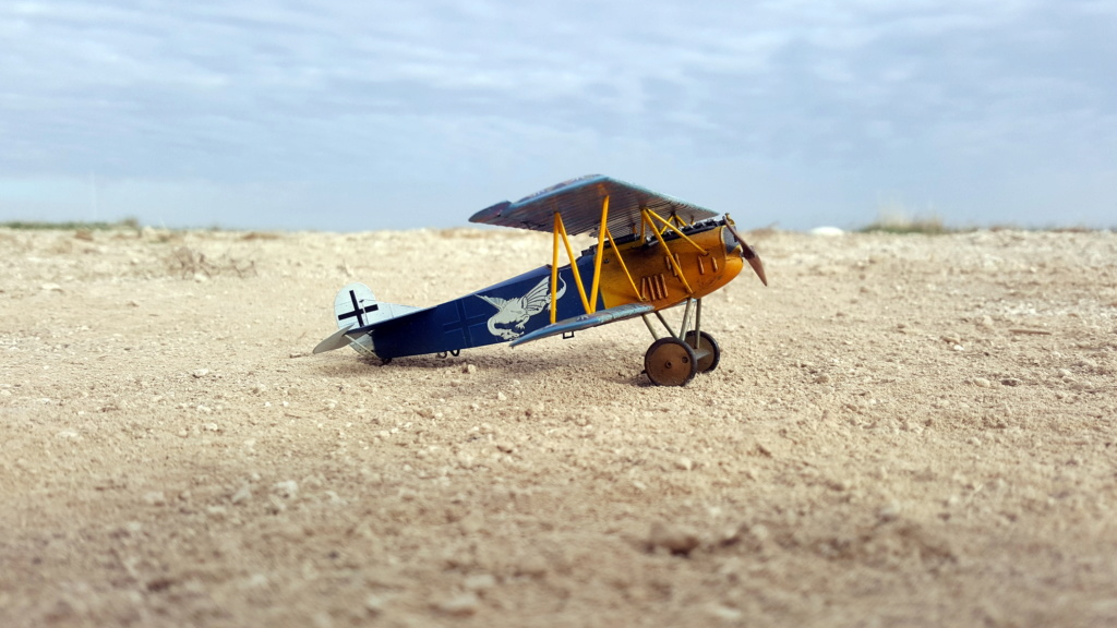 Fokker D. VII OAW - Eduard 1/48 (montage terminé) - Page 3 B0510