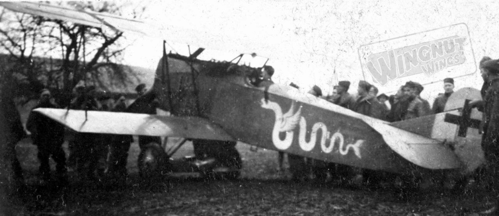 "[Concours WWI] Fokker D.VII ""Early"" - Max Kliefoth / Jasta 19 - Octobre 1918 - 1/32 - Page 6 Fokker11"