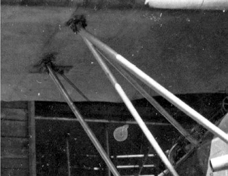 "[Concours WWI] Fokker D.VII ""Early"" - Max Kliefoth / Jasta 19 - Octobre 1918 - 1/32 - Page 6 Palonn10"