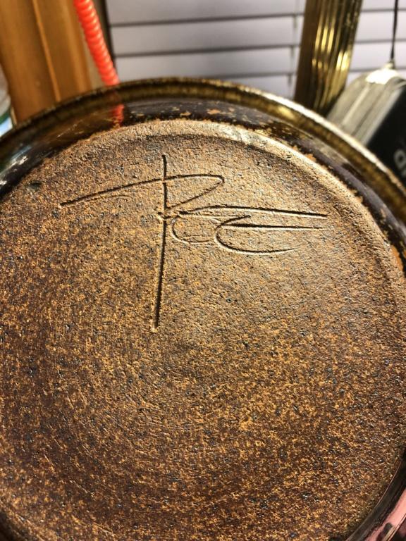 Please HELP!!  Art Pottery Identification Img_3812