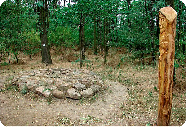 Острів Хортиця – святилища древніх богів та стародавні поховання предків (фото). Aaa_ia17