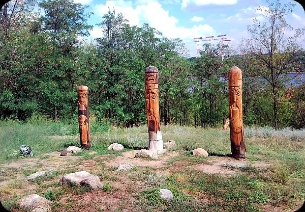 Острів Хортиця – святилища древніх богів та стародавні поховання предків (фото). Aaa_ia18