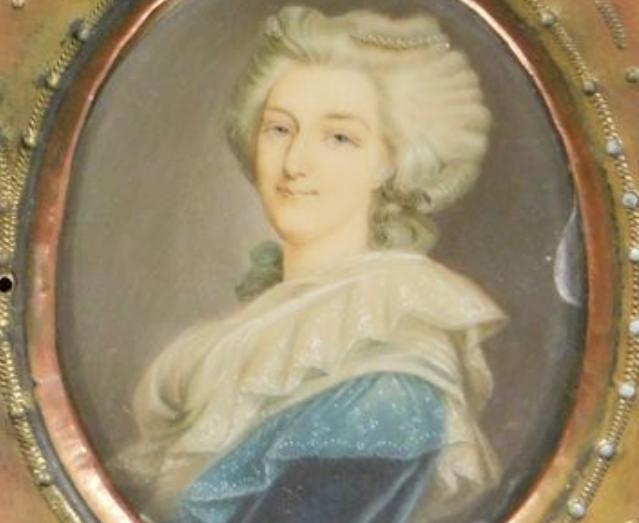 Le premier portrait de Marie Antoinette peint par Vigée Lebrun? - Page 3 Zzzz210