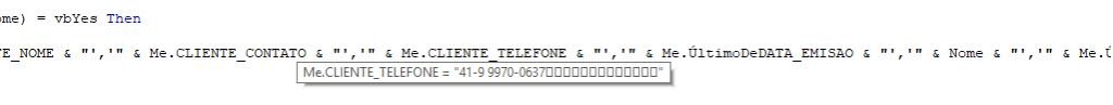 [Resolvido]Problema ao  inserir dados em tabela Pantal10