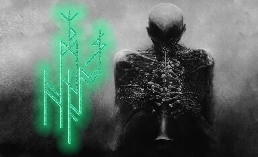 Рунический Став - Ледник Автор - Бастерт Разрушитель