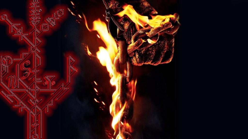Гальдрастав - Призрачное Пламя  Автор - Бастерт Разрушитель