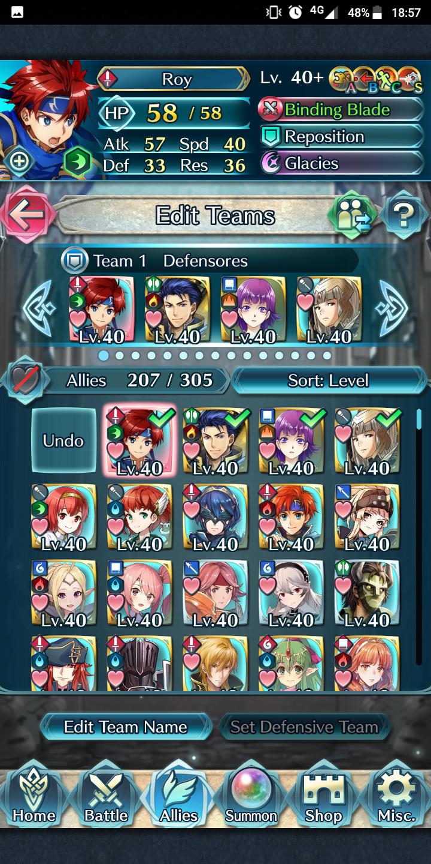 Fire Emblem heroes  Screen11