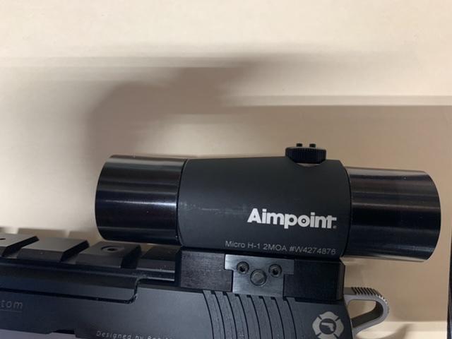 WTT Aimpoint Micros  B050f210