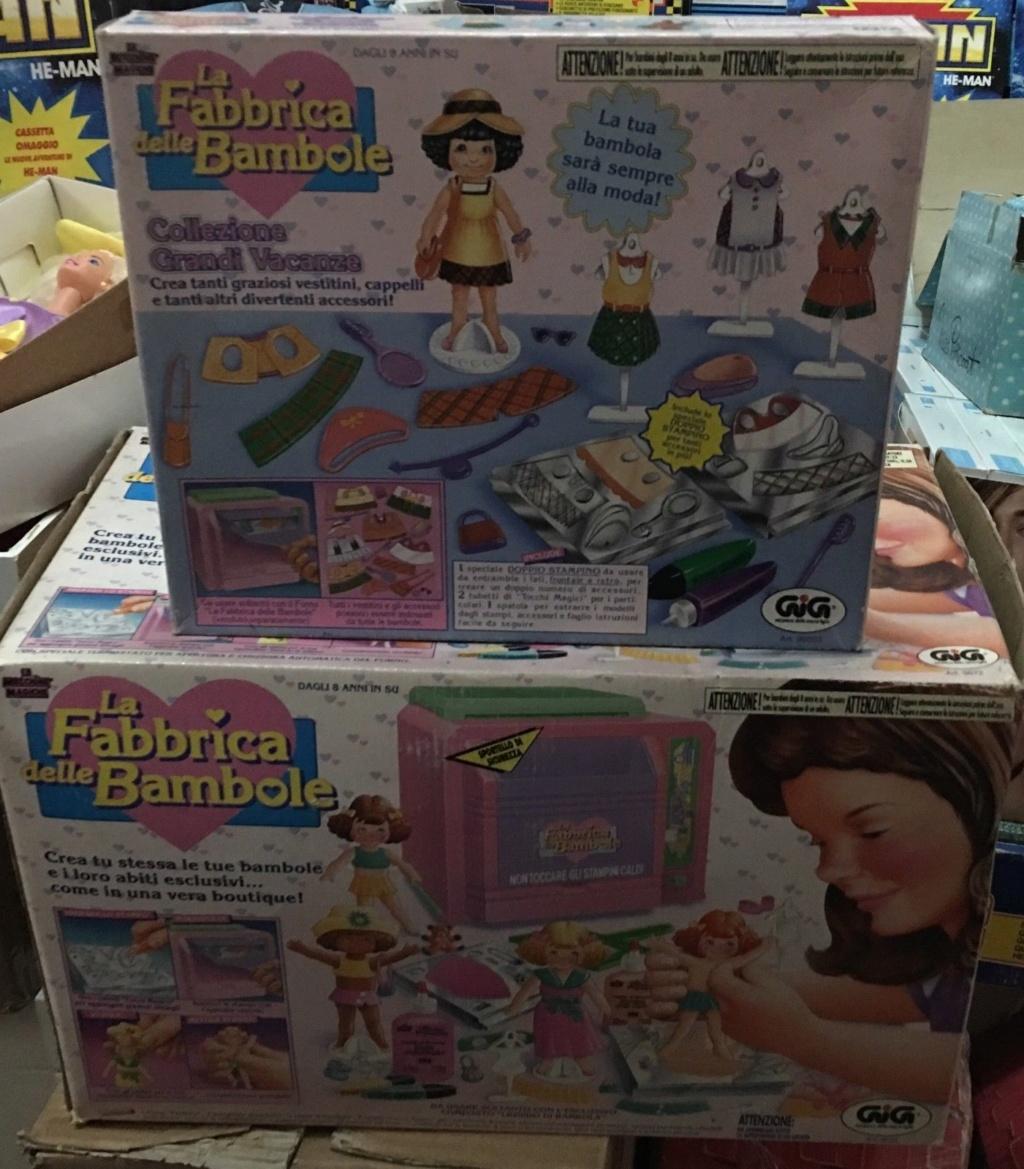 La fabbrica Delle Bambole e Kit Accessori GiG Fabr10