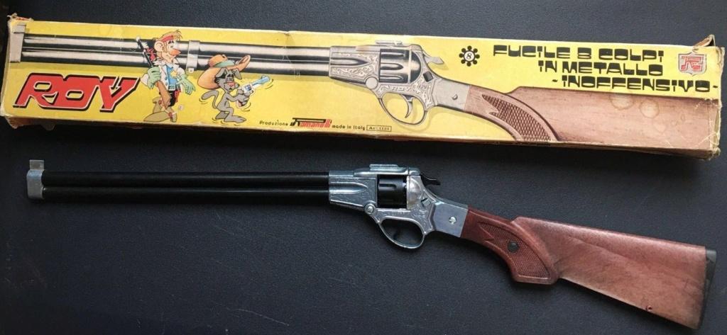 giocattolo - Fucile Giocattolo Vintage Romanelli Fuc10