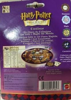 Harry Potter Mattel Pietre Magiche da collezione Harry210
