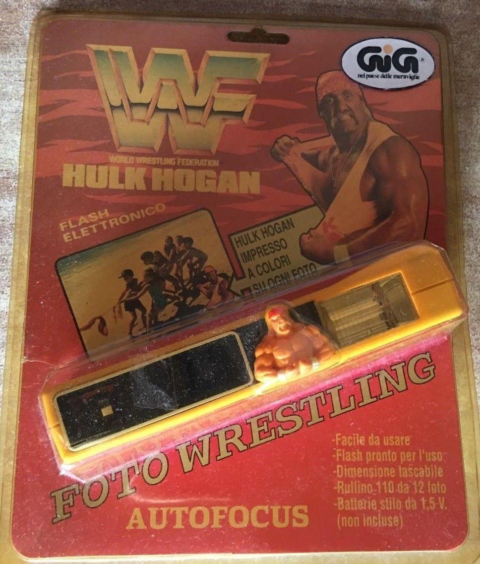 Hulk Hogan GiG Macchina Fotografica Hulk10
