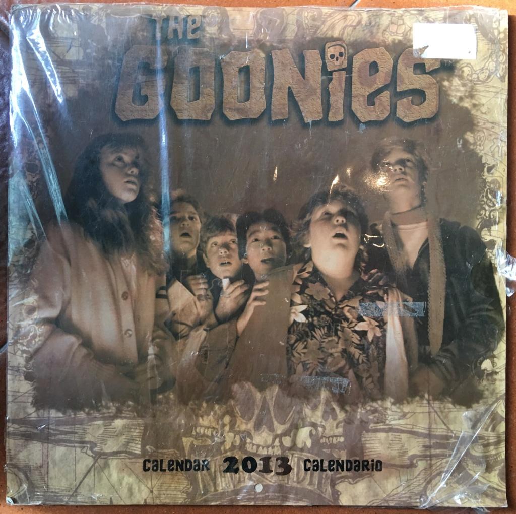The Goonies Calendario Img_3712