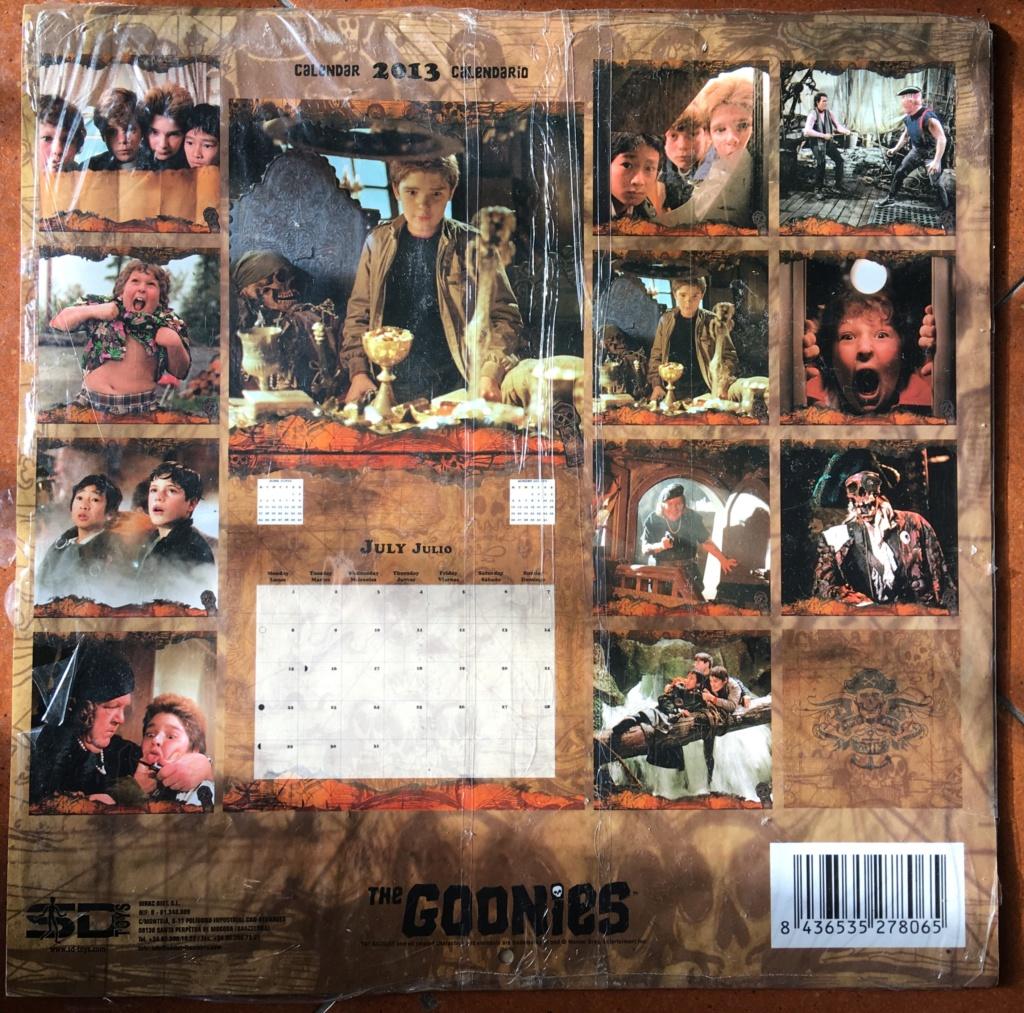 The Goonies Calendario Img_3713