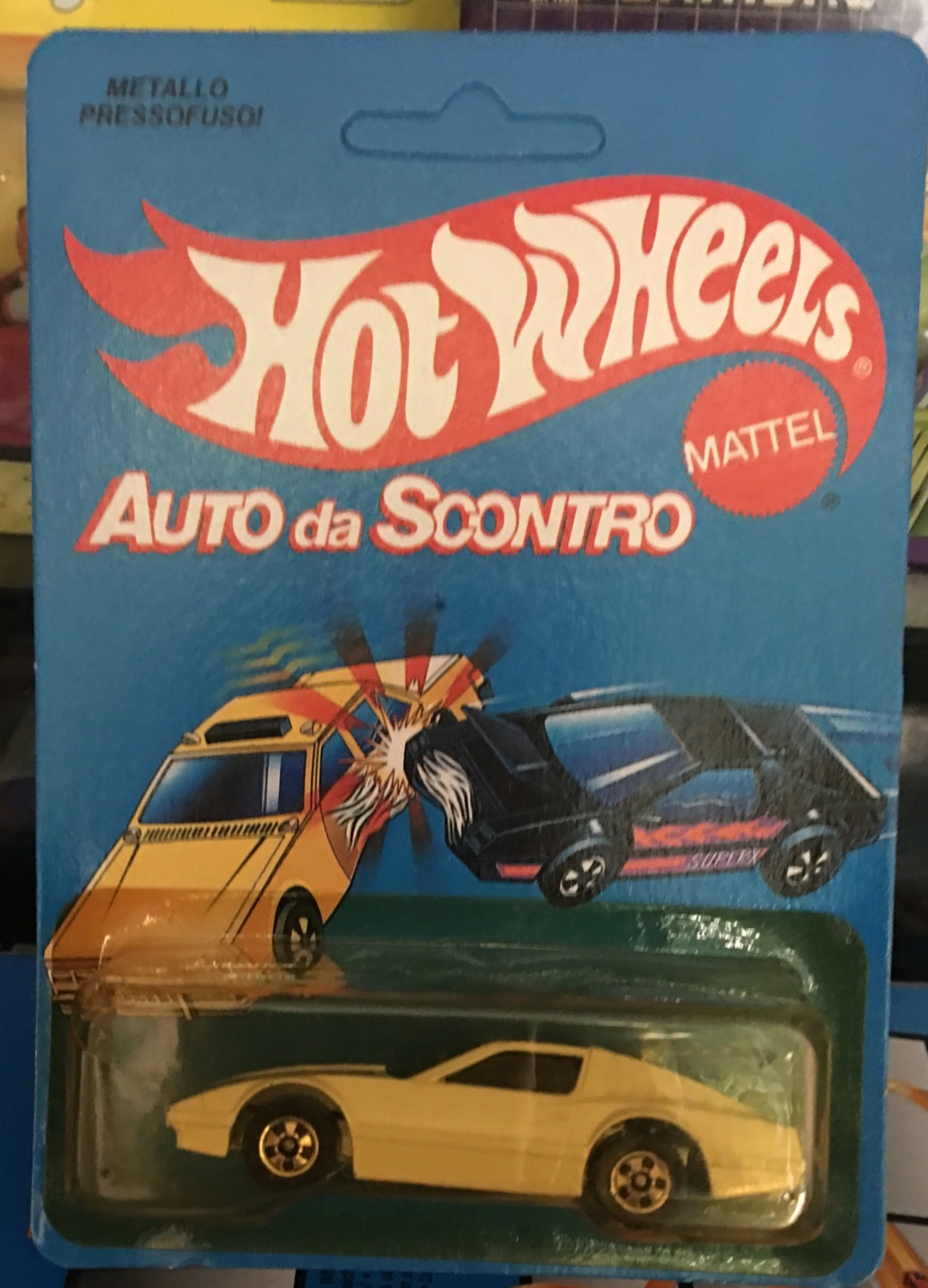 Hot Wheels Auto Scontro 1984 Img_3816