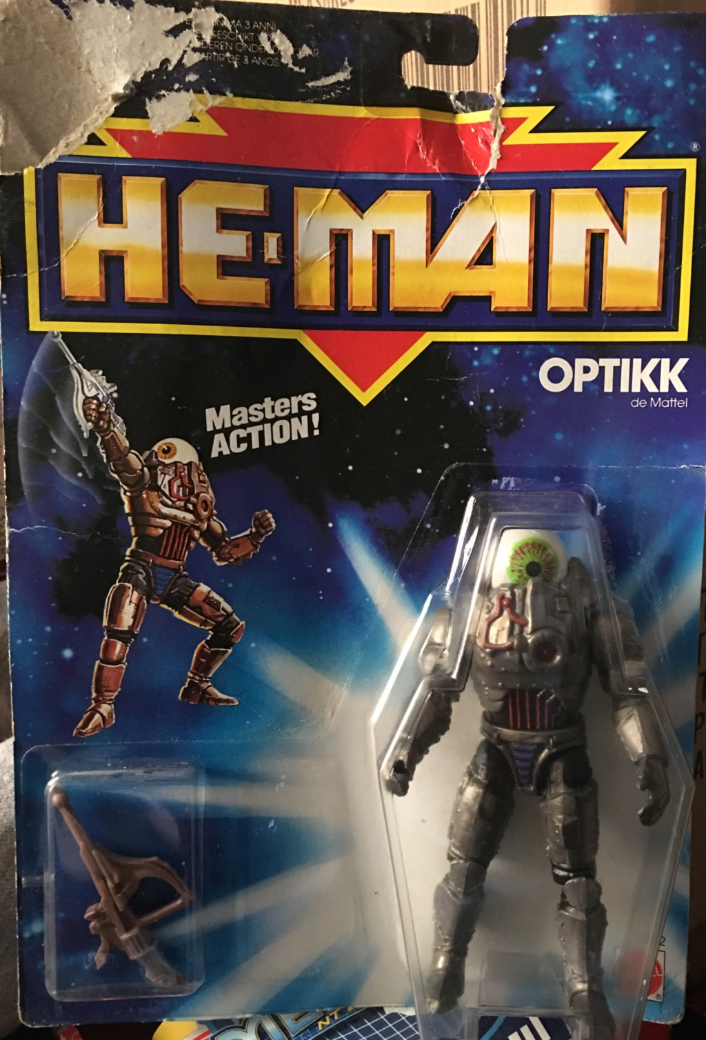 HE-Man Optikk Mattel Img_3919