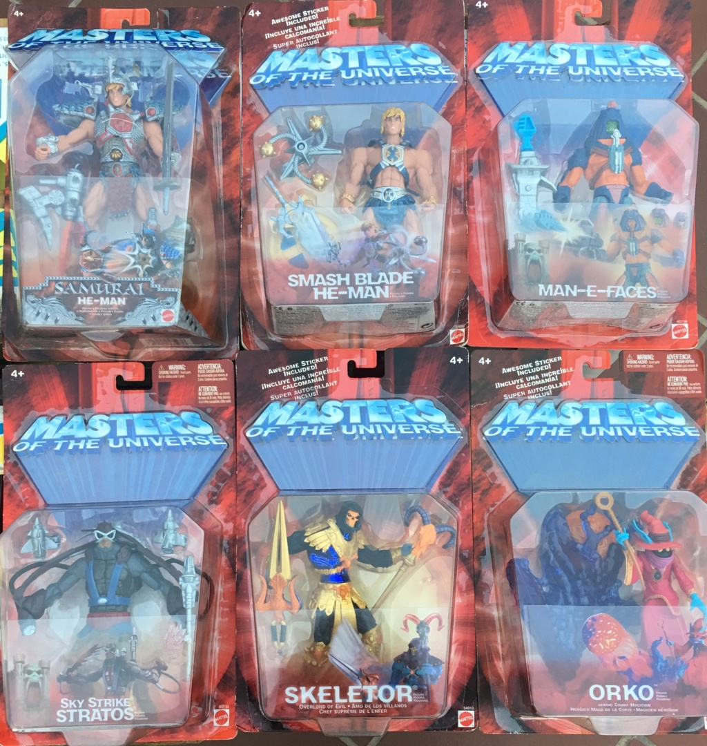 Master of the universe Mattel Lotto 6 figure! Img_3923