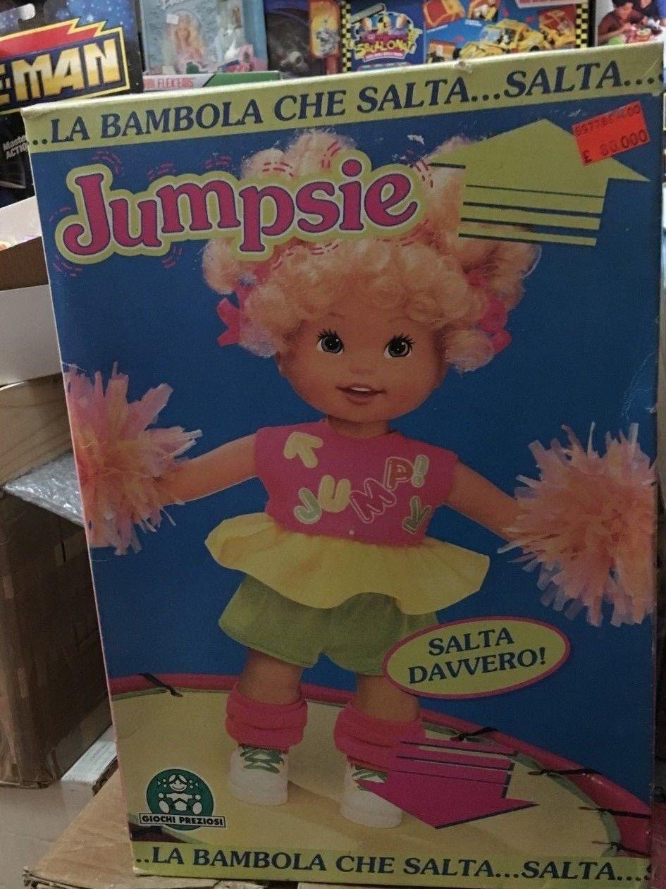 Jumpsie Bambola Giochi Preziosi Jump10