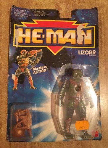 HE-MAN MATTEL LIZORR Lizzor10
