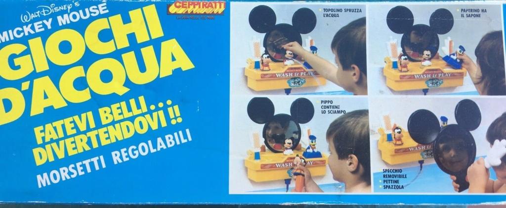 Ceppiratti Walt Disney Mickey Mouse Giochi D'acqua Mick210