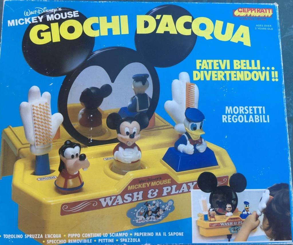 Ceppiratti Walt Disney Mickey Mouse Giochi D'acqua Micky10