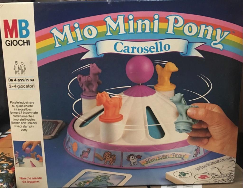 Mio Mini Pony Carosello MB Mio10