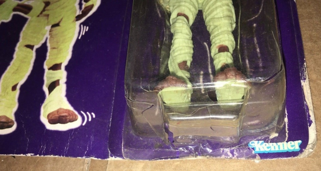 The Real Ghostbuster Kenner LA MUMMIA Mummi10