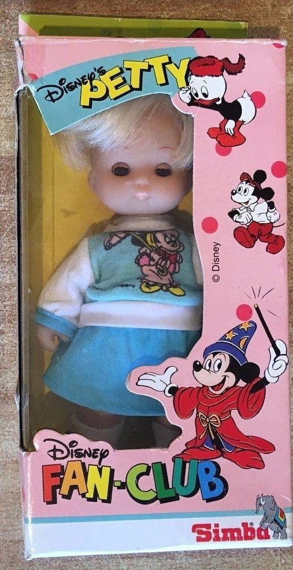 Disney Patty Fan-Club Bambola by Simba Patty10