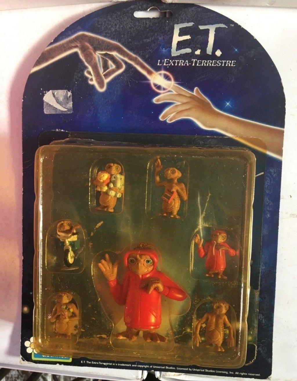 E.T. L'extraterrestre Action Figure/Portachiavi Portae10