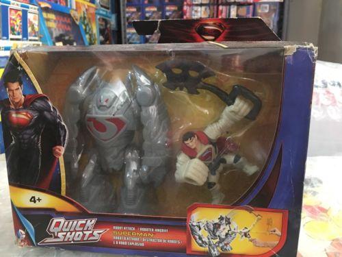 Mattel Superman Quick Shots Sup10