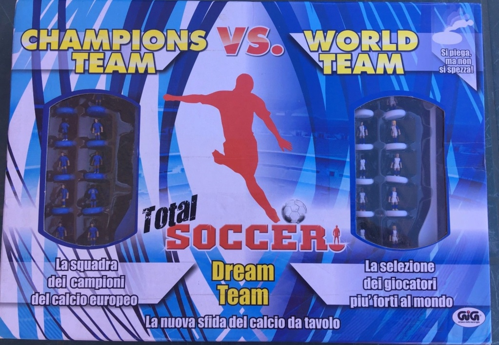 Total Soccer GiG Subbuteo Tot10