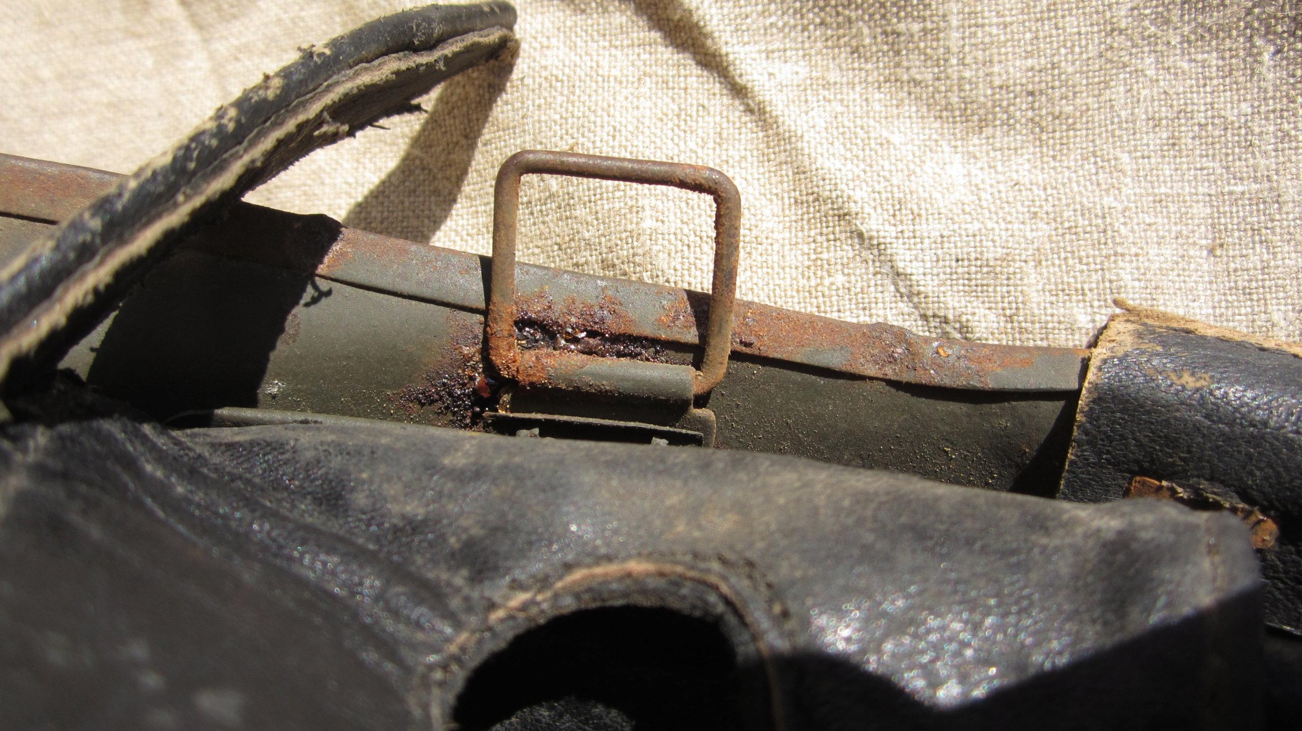 Casque Tanquiste Fr 1940 ? Img_4261