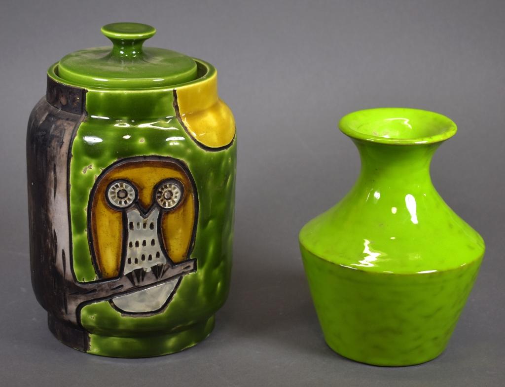 Italian Art Pottery - Bitossi, Bagni, Rosenthal-Netter. Italia10