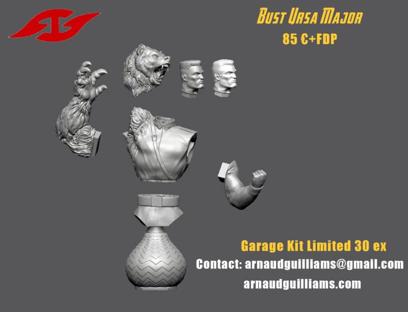 The winter Guard: URSA MAJOR Ursama17