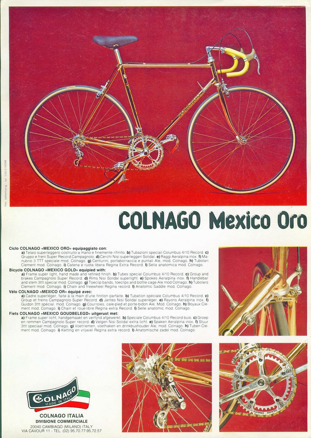 Projet Colnago Super 1975-1977 (Montage terminé) - Page 2 35dd1510
