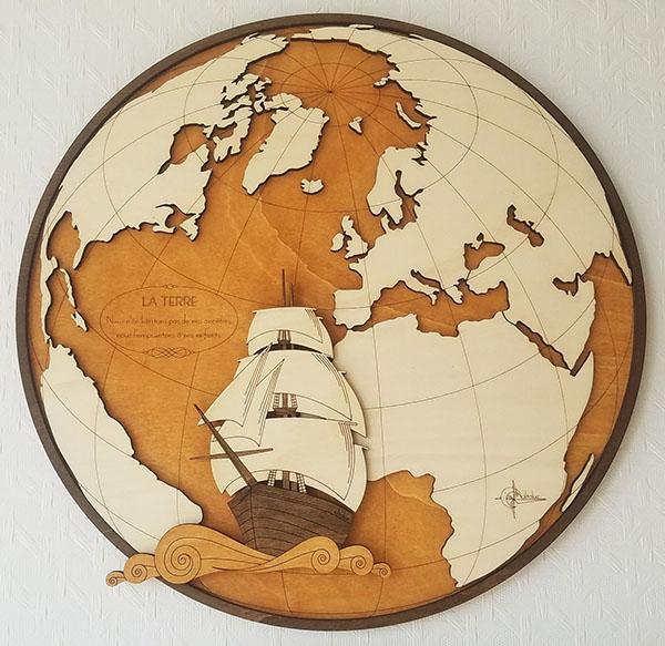 Mappemondes en bois et autres moyens de s'évader depuis chez vous... Carte_13